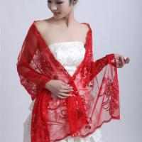 Online Cheap Factory Direct Red Shawl Lace Shawl Wedding ...