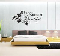 1066 60*80cm Wall Words Lettering Saying Wall Decor ...
