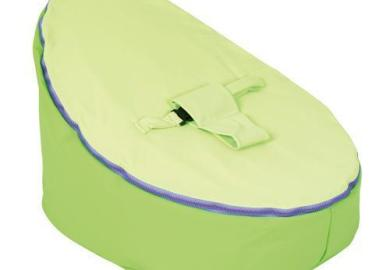 Green Baby Bean Bag Chair