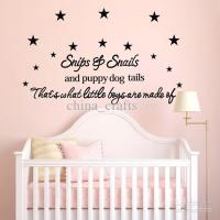 New Listing Baby Room Wall Stickers 50x110cm Children'S ...