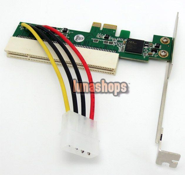 Internal Pci E Express Slot Expresscard To Pci Card Adapter E Bridge 3.3v 5v 12v Rgb Cables Computer Monitor Cables From Lunashops. $361.81 ...