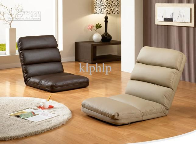 2019 Foldable Floor Seating Chair 5 Level Of Adjustable