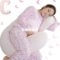 #817f Pink Velvet Mommy Pregnancy Ladies Pregnant Sleep