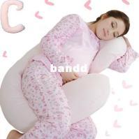 #817f Pink Velvet Mommy Pregnancy Ladies Pregnant Sleep ...