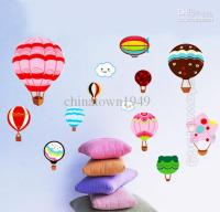 Hot Air Balloon Wall Decorations - Wall Decor Ideas