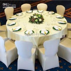 Cream Chair Covers For Weddings Columbia Bath 2019 Lycra Spandex Round Top Square Wedding About Shipping We Willing Send Faster If You Are Willingtopay The Freight