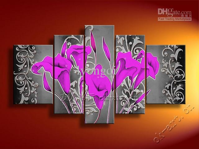 hand painted hi q modern wall art home decorative landscape