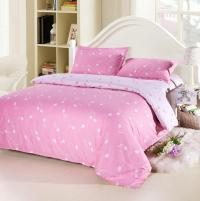 Music Notes Pink Bed In A Bag Doona Sets 4/Full/Queen Size ...