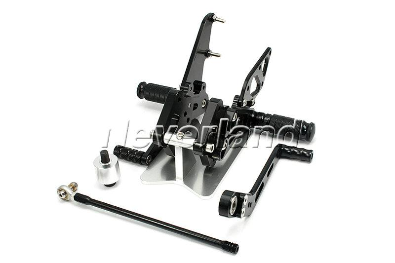 Compre Neverland Rearset Rear Set Estriberas 2006 2010