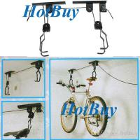 2017 Bicycle Lift Hoist Ceiling Mount Bike Storage Hanger ...
