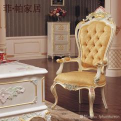 Cheap Hand Chair Elite Covers Inc Royal Classic European Furniture Carved Baroque Office Living Room Online With