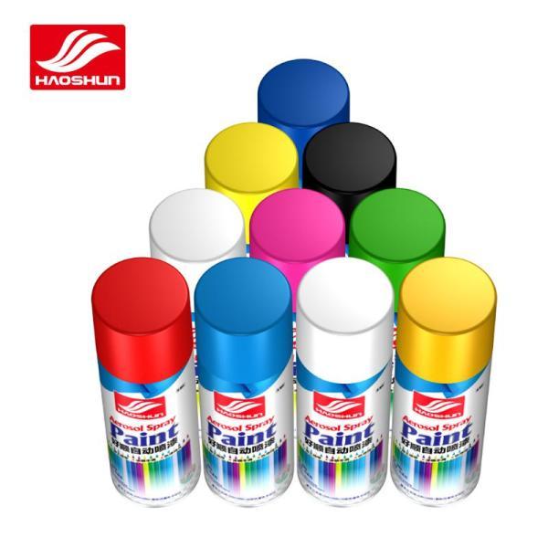 Shun Spray Painting Graffiti Hand Car Paint Color Wheel Change