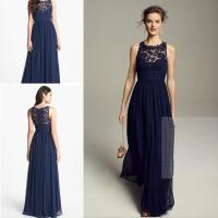 Wholesale Dark Navy Blue Bridesmaids Dresses 2015 Cheap ...