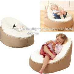 Baby Chair Seat Fritz Hansen Office 2019 Newborn Babies Kids Toddler Bean Bags Sofa Bed Furniture Comfortable Child Beanbag Chairs Beige Cream Color From Doomoo