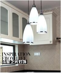 Glass Pendant Lamp Restaurant Chandelier Drawing Room/Bar ...