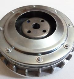 new grizzly 660 4x4 primary clutch sheave assembly fits yamaha grizzly 660 2002 2008 off brand atv parts off road atv parts from annkparts 140 71 dhgate  [ 2048 x 1536 Pixel ]
