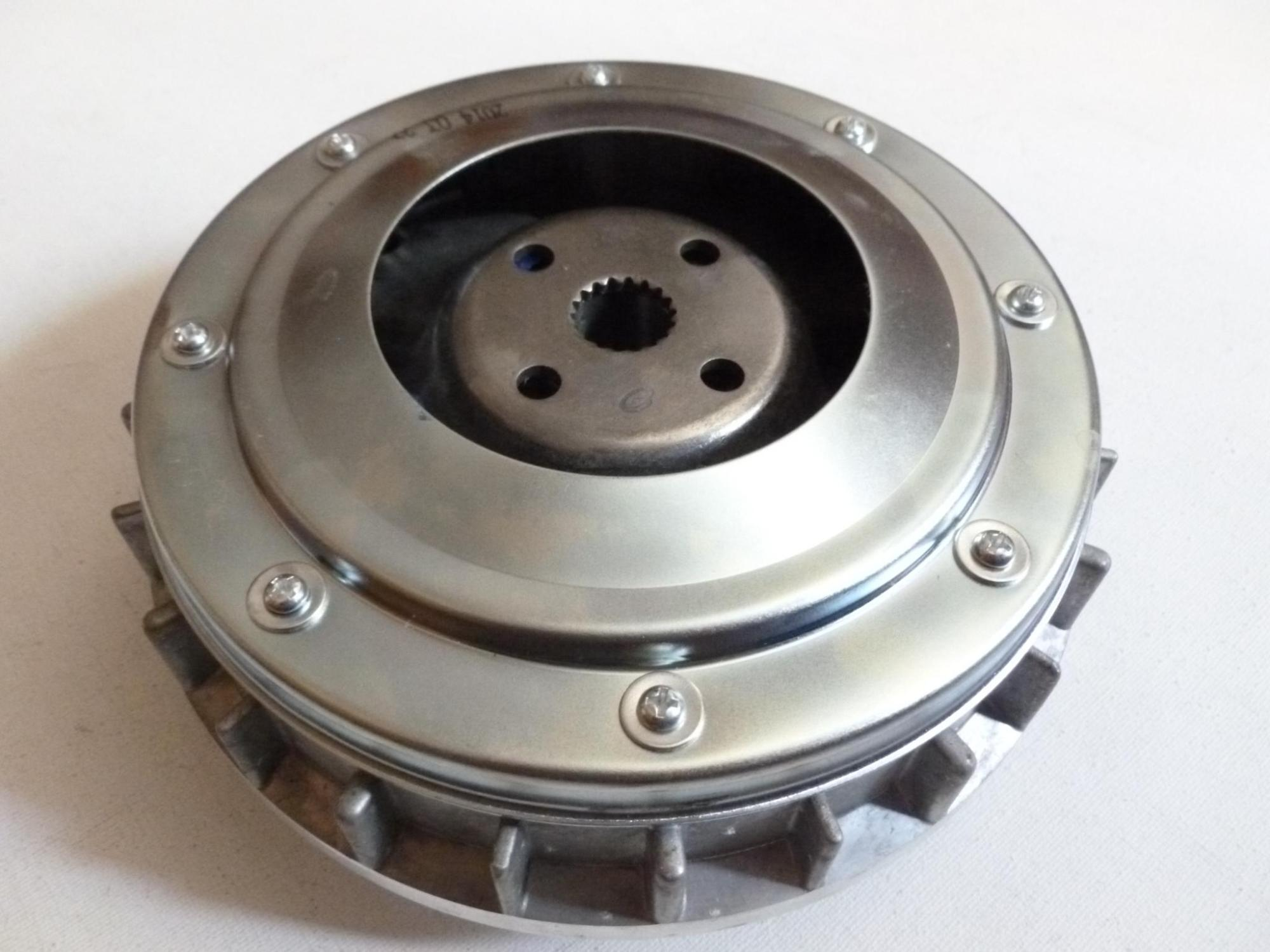 hight resolution of new grizzly 660 4x4 primary clutch sheave assembly fits yamaha grizzly 660 2002 2008 off brand atv parts off road atv parts from annkparts 140 71 dhgate