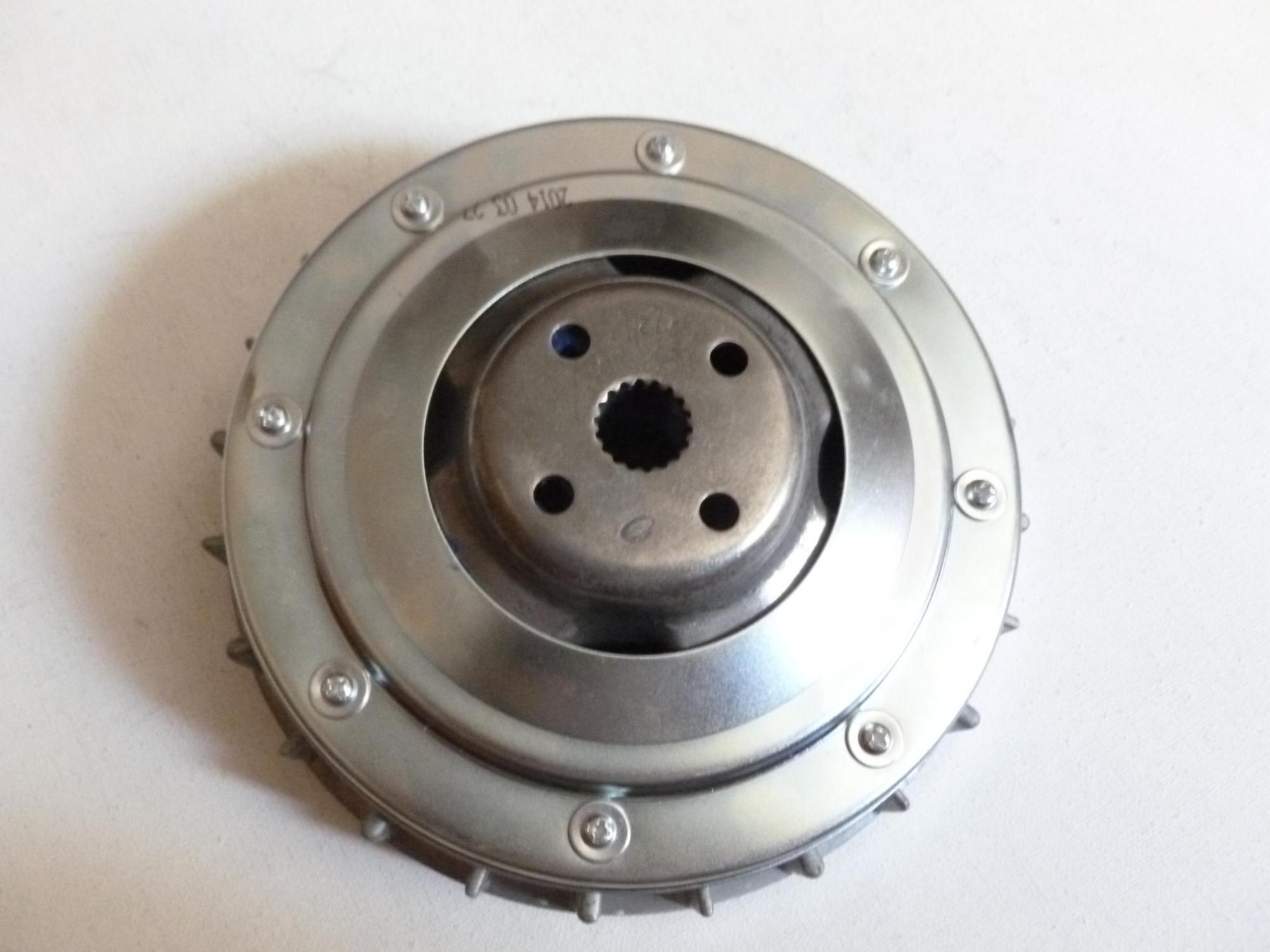 hight resolution of new grizzly 550 4x4 primary clutch sheave assembly fits yamaha 2009 2012 grizzly 550 primary sheave online with 167 67 set on annkparts s store dhgate