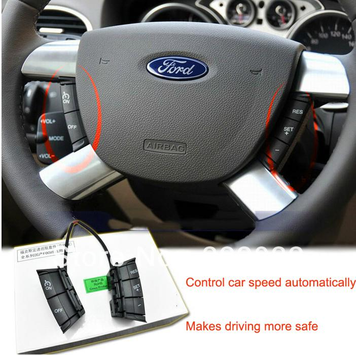 2013 Ford Edge Cruise Control