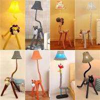 Online Cheap New Animal Floor Lamp Cartoon Lamp Cloth New ...