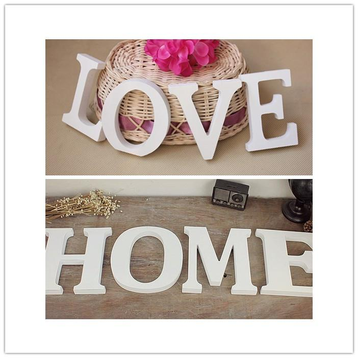 Wooden Letters Wall Decor Online Wooden Letters Wall Decor For Sale