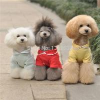 2018 Cute Pets Clothes Small Dogs Clothes Spring Summer