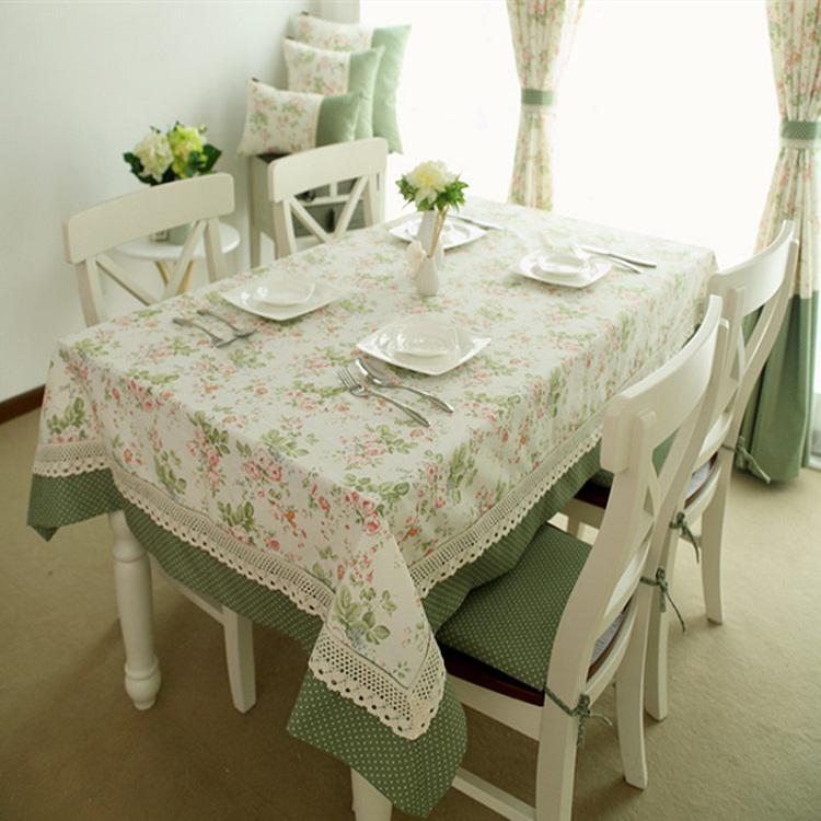high chair table cover clear ghost europe pastoral cloth and runner quality cheap under hot best home christmas