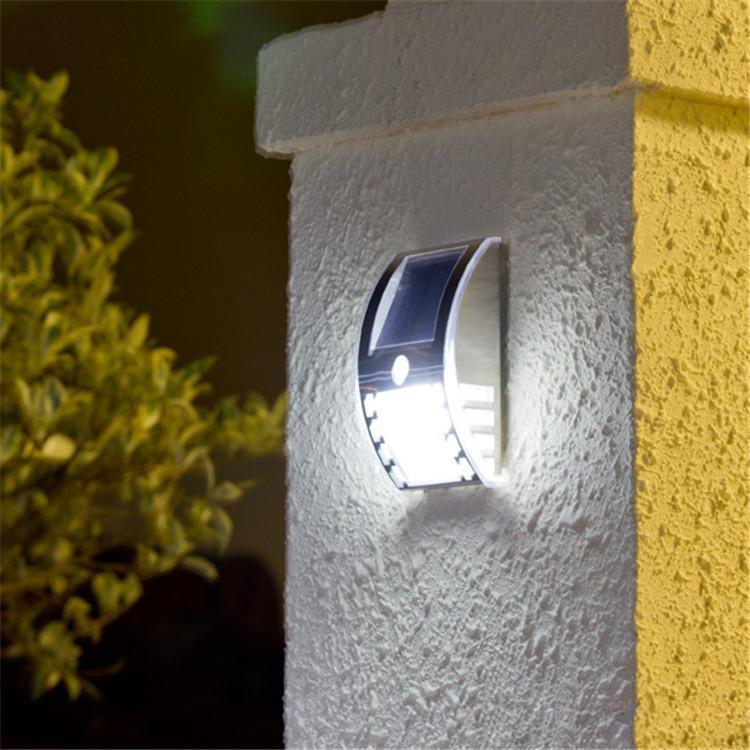 Small Solar Wall Lights