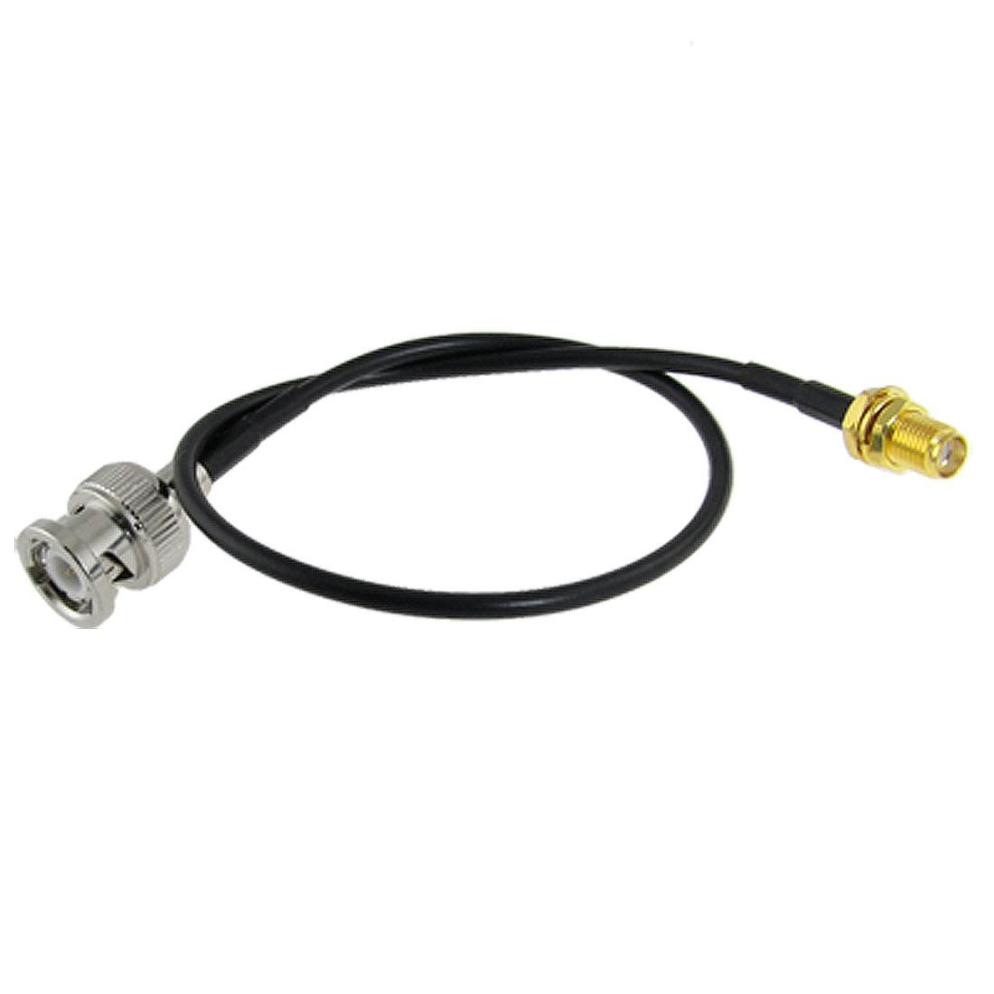 12 8 Inch Rf Pigtail Cable Sma Female To Bnc Male Adapter Connector Cables In Networking Cables