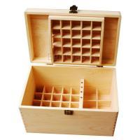 2018 New Design Wooden Essential Oils Storage Box 56 Holes ...