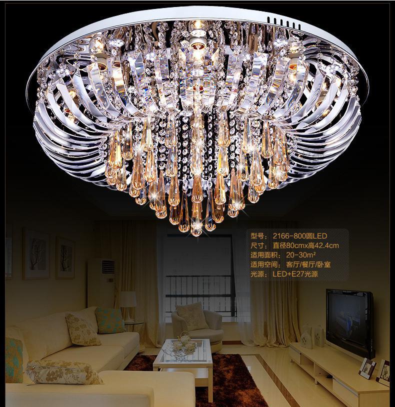 Crome Lights Living Room