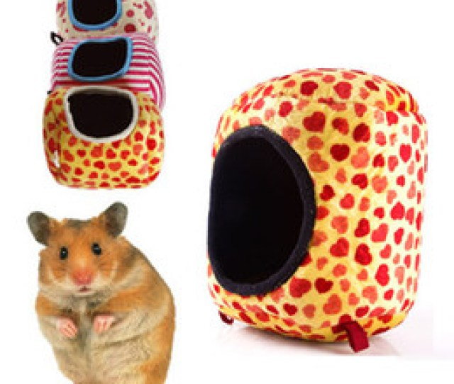 Wholesale Cm Hanging Bed Hamster Hamster Rat Ferret Squirrel Toy House Hammock46656