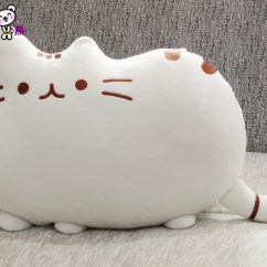 Patio Chair Cusions Kd Smart Owner S Manual Pusheen The Cat Big Pillow Cushion Biscuits Plush Toy Doll Birthday Gift Sofa Decor Home ...