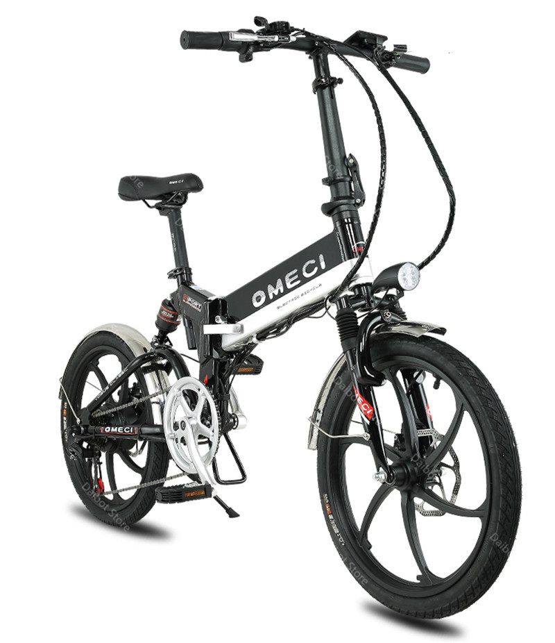 2020 20 Inch Folding Electric Bicycle 2 Wheels Electric