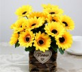 Diy Sunflower Decor Online Shopping Buy Diy Sunflower Decor At Dhgate Com