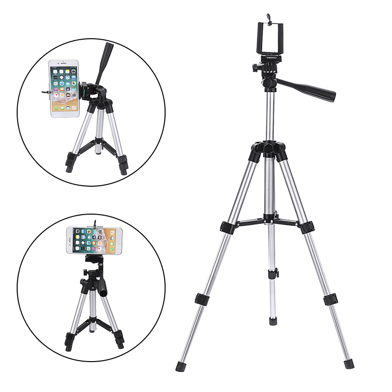 2020 Tripod Stand Mount For IPhone Digital SLR Camera