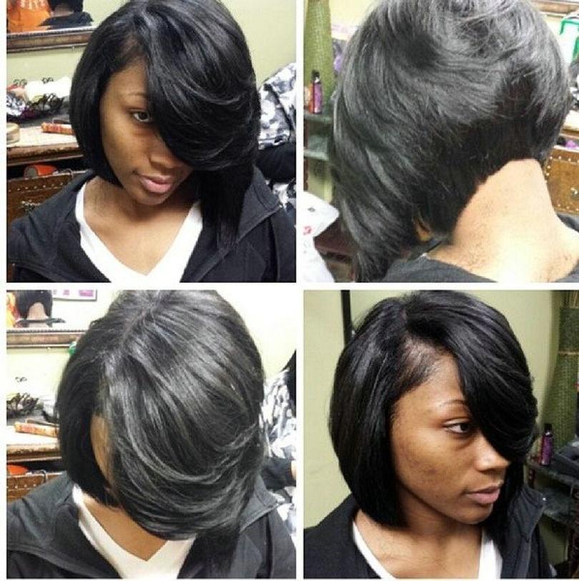 Discount Natural Black Hair Bob Styles Natural Black Hair Bob