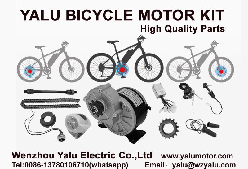 2020 24V 350W ELECTRIC MOTORIZED E BIKE BICYCLE CONVERSION
