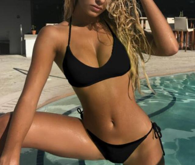 Wholesale Plus Size Hot Sexy Blue Bikini Girl Buy Cheap Hot Sexy