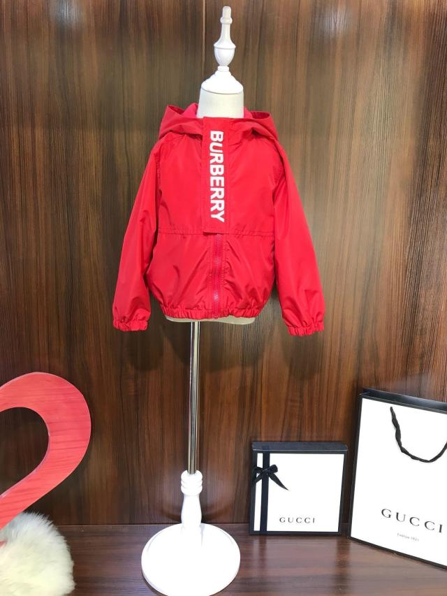 Kids Clothes Girls Red Hooded Letter