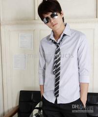 Wholesale - Slim Skinny Tie Neck Tie Mens Tie Necktie Ties ...