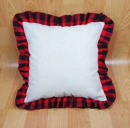 wholesale blank linen pillow covers