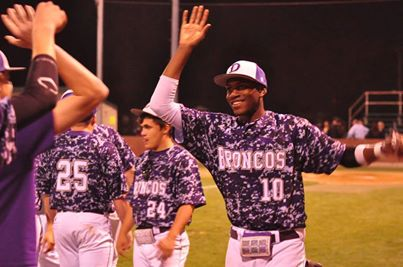 Broncos knock off Brewer for second district win