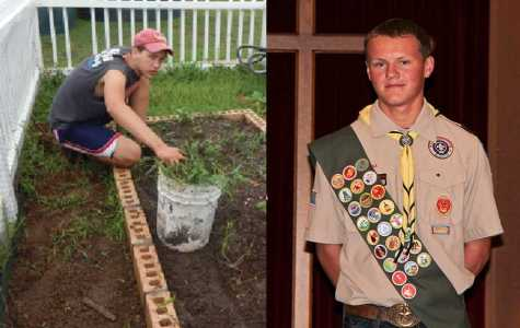 Three achieve Eagle Scout recognition