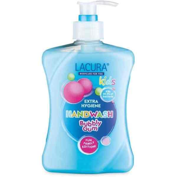 Lacura-handzeep-bubblygum-extra-hygiene-antibacterieel-min