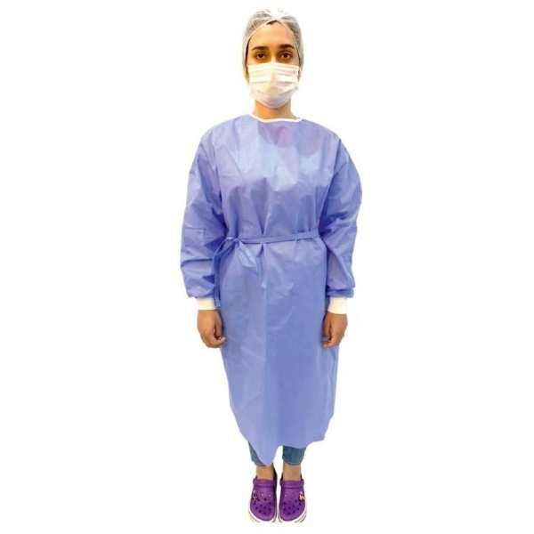 Isolatiejassen non woven beschermende kleding covid19