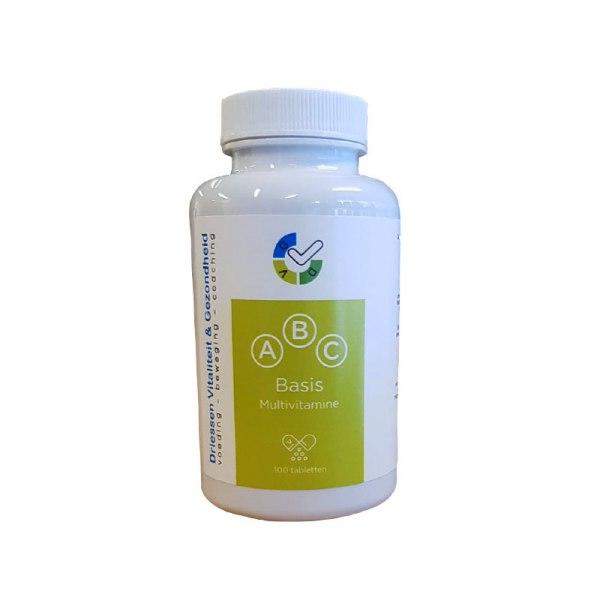 Multi Basic - 100 tabletten