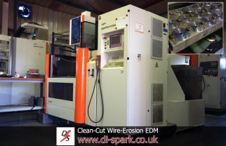 Wire EDM Machining center