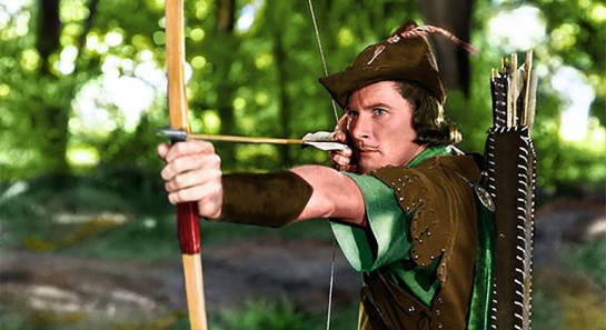 Image result for the adventures of robin hood errol flynn