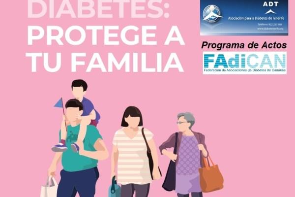 Actos y eventos de ADT para el Día Mundial de la Diabetes